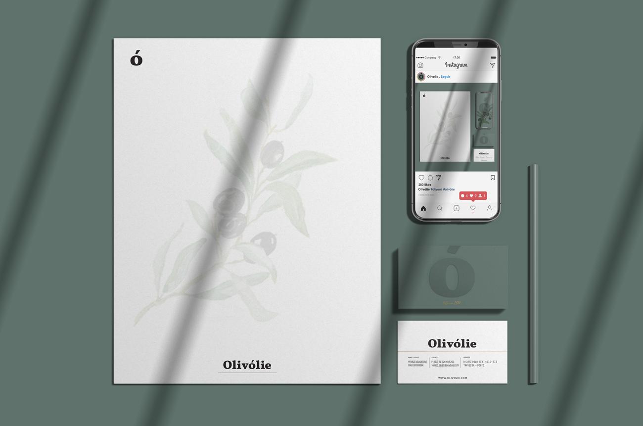 Olivólie-stacionary